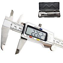 6-Inch 150mm digital calipers Stainless Steel Electronic Digital Vernier Caliper Metal Micrometer Measuring tools