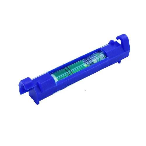 QASE Mini Rope Bubble Level Hanging Line Level Bubble String Spirit Leveler Vial Red Yellow Blue Colors 1 PCS