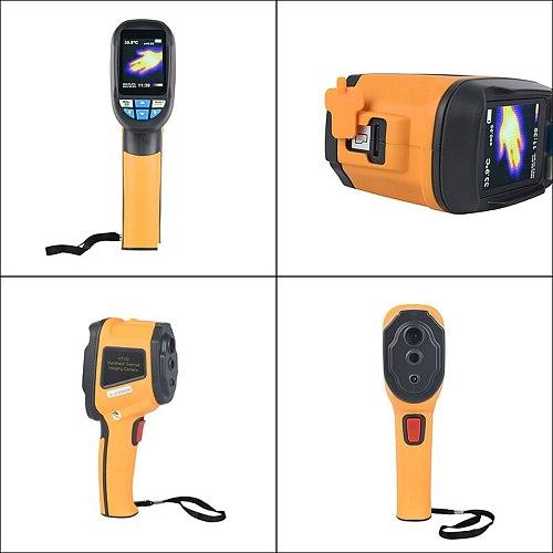 HT-02 Handheld IR Thermal Imaging Camera Digital Display 1024P 60x60 Infrared Image Resolution Thermal Imager
