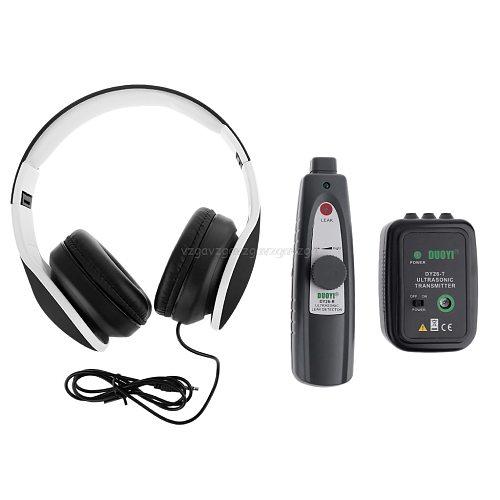 Portable DY26 Ultrasonic Flaw Detectors Gas Vacuum Sealing Leakage Tester Auto Car Repair Location Determine Leak Tester J21 20
