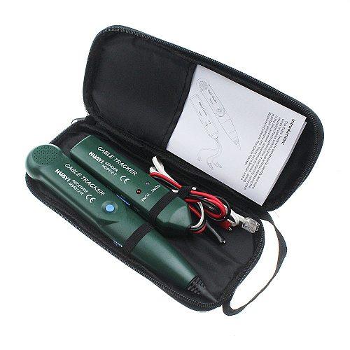 Network Ethernet Cable Tester For RJ11 RJ45 Cat5 Cat6 Telephone Wire Tracker Tracer Toner Ethernet LAN Network