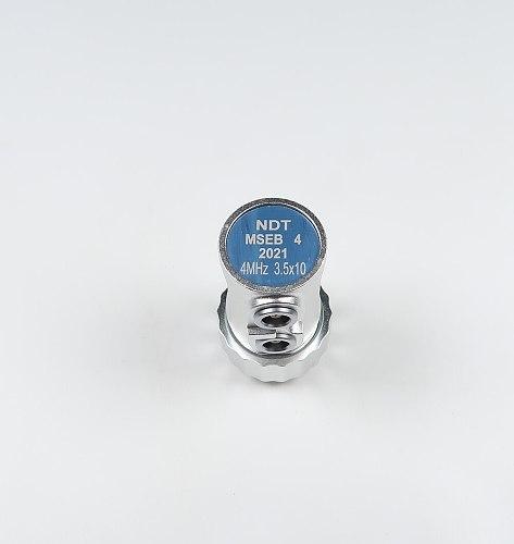 MSEB4 Straight beam probe/ GE Dual Element Ultrasonic Transducer for GE Inspection Technologies EQUV. GE MODEL