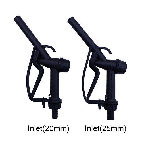 Multipurpose Manual Fuel Gun Hose Trigger Nozzle  Fit for Oil Dispensing Transfer Pump delivery Nozzle Fuel Nozzle Plastic