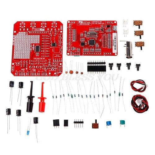 NEW DSO138mini Digital Oscilloscope Kit DIY Learning Pocket-size DSO138 Upgrade Drop Shipping