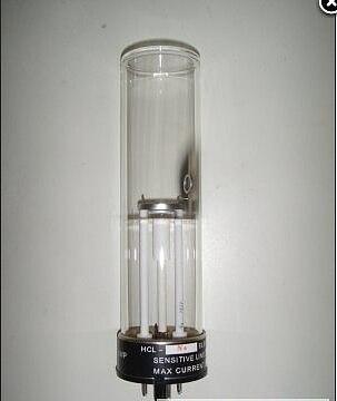 Zinc Element Hollow Cathode Lamp Zn Atomic Absorption Spectrometer Light KY-1/KY-2 Al Ba Bi Ca Co Cr Cu Fe Ga Ge