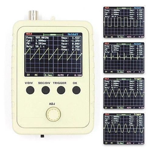 DSO FNIRSI-150 Digital Oscilloscope full assembled with P6020 BNC standard probe