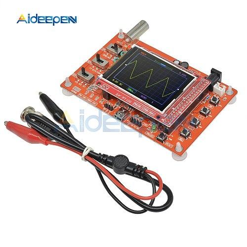 Digital Oscilloscope (Full assembled) + Acrylic Case + DSO150 P6100 Probe for Arduino