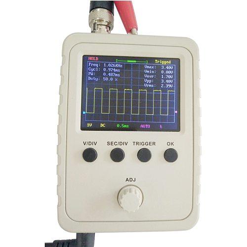 Fully Mounted Technology DIY Digital Instrumentation Instrument  Oscilloscope