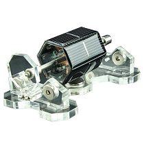 5.5 Inch Hand Made Mendocino Solar Motor Magnetic Levitating Motor Model Motor