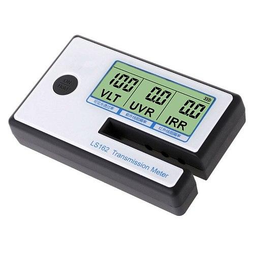 LS162 Window Tint Meter Solar Film Transmission Meter VLT UV IR Rejection Tester Au08 19 Dropship