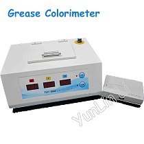 Grease Colorimeter 220V Digital Display Automatic Grease Colorimeter with Print Test Results TLV-100A