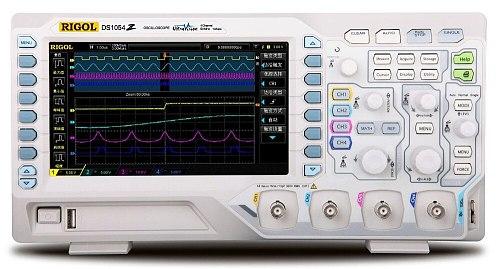 RIGOL DS1054Z 50MHz Digital Oscilloscope 4 analog channels 50MHz bandwidth
