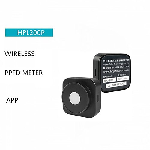 HPL200P 400-700nm Quantum Par Sensor PPFD Meter Umol/m2/s