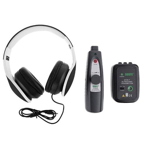 DY26 Ultrasonic Flaw Detector Gas Vacuum Sealing Auto Car Repair Leak Tester