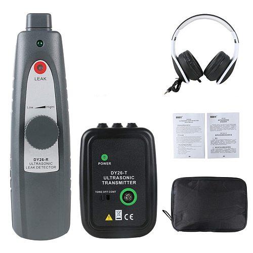 Ultrasonic Leak Tester Handheld Portable Vacuum Sealing Leakage Tester Location Determine Ultrasonic Flaw Detectors