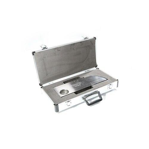Aluminum  V1 type Ultrasonic Calibration Test Block Inch Version IIW-Type 1 Block