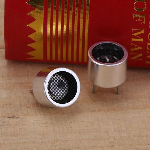 2pcs/1set TCT40-16R/T 16mm Ultrasonic Wave Sensor Transmitter Receiver Kit Transceiver Ultrasonic Module High Quality 40KHz