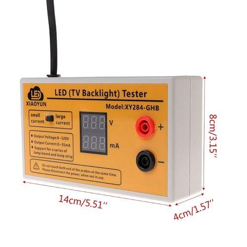 0-320V Output LED TV Backlight Tester Multipurpose LED Strips Beads Test Tool LS'D Tool