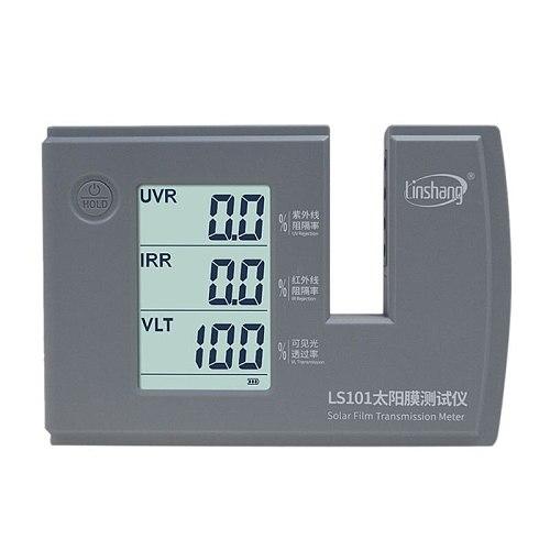 LS101 Solar Film Transmission Meter Ultraviolet Infrared Rejection Rate VLT Test