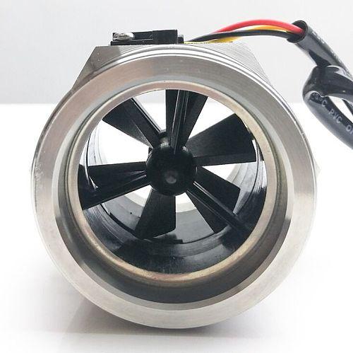 2  DN50  S304 Hall Turbine flow sensor industry meter 10-300L/Min