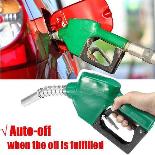 Stainless Steel refilling nozzle gun Automatic Cut off Fuel Refilling Nozzle Diesel Oil Dispensing Tool Oil Water Refueling Gun