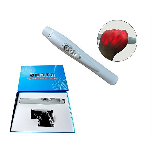 Vein Finder Rechargeable LED Vein Viewer Both Adults And Children Suitable Vein Viewer Display Lights Imaging Find Vein Medical