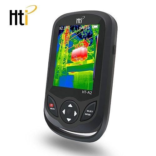 Handheld Thermal Imager 3.2 inch Display Screen Infrared Camera Hunting Temperature Measurement Thermal Imaging Functions