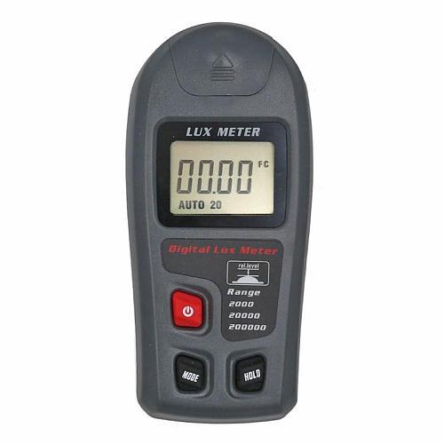 MT30 High Precision Digital Luxmeter Luminometer Photometer Light Meter Enviromental Testing