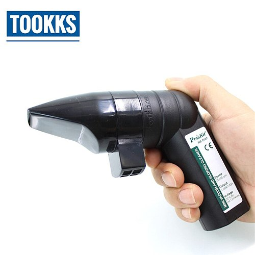 Mini 2 in 1 Multifunction Blower Vacuum Cleaner Blowing For PC Keyboards Cameras Printers Video Games MS-C002