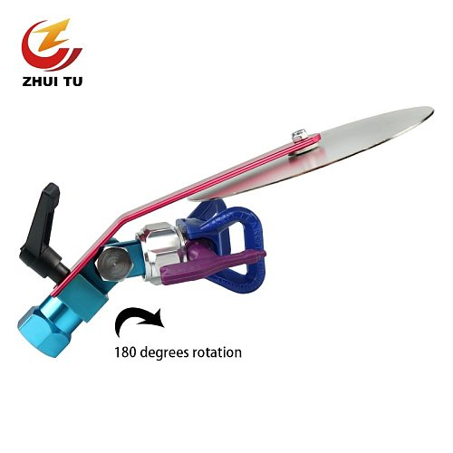 ZHUI TU Universal 7/8  Spray Guide Tool Airless Sprayer Paint Gun Spray Gun Tip Accessory Tools For Wagner Titan Airless Sprayer