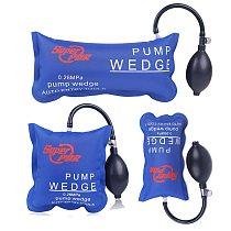 PDR Pump Wedge Locksmith Tools Auto Air Wedge Airbag Lock Pick Set Open Car Door Lock Hand Tools 3pcs/set