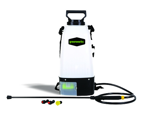Greenworks 24V Battery 7L Multi-Use Continuous-Pressure Backpack Spray machine cordless Sprayer