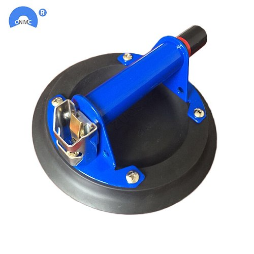 8 suction Vacuum cup metal handle ABS pump for Granite & Glass Lifting