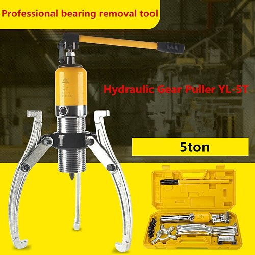 Hydraulic Gear Puller Wheel Bearing Puller 5ton Hydraulic Gear Puller Hydraulic Puller Hydraulic removal tool