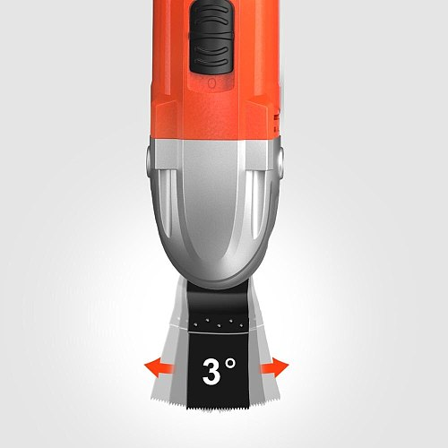 LOMVUM Oscillating Multi-Tool AC 260W Oscillating Tool 6 Speed  Woodworking Tools Renovator Electric Cutter EU Plug