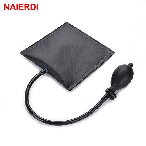 NAIERDI 6.5 inch Pump Wedge Locksmith Hand Tools Pick Set Open Car Door Auto Air Wedge Airbag Window Repair Supplies Hardware