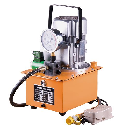 ZCB-700D Electric Hydraulic Pump Motor Pump Electric Station 70MPA 220V/380V 0.75KW