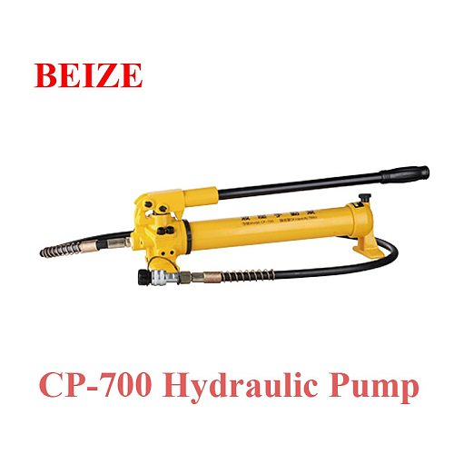 CP-700 Two-speed manual hydraulic pump for Portable Split Hydraulic Clamp Crimping Tools
