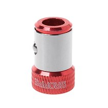 1PC-10PCS Screwdriver Bits Magnetic Ring 1/4  6.35mm Metal Strong Magnetizer Screw