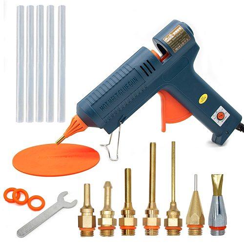150W 110-220V Hot Melt Glue Gun Adjustable Temperature Hot Glue Gun for 11mm Glue Sticks Home DIY Repair Hand Tool Glue Gun