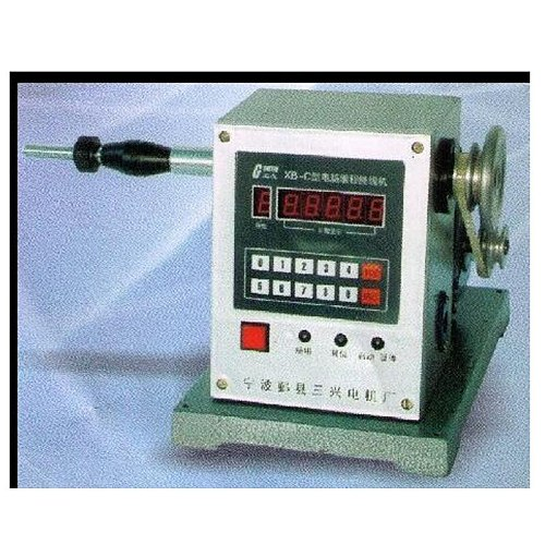 High quality New Manual electric winder Coil Winding Machine Winder XB-C