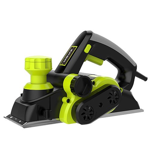 AC220V 1000W 0-2mm small multi-function handheld desktop planer, woodworking electric planer, multi-style optional