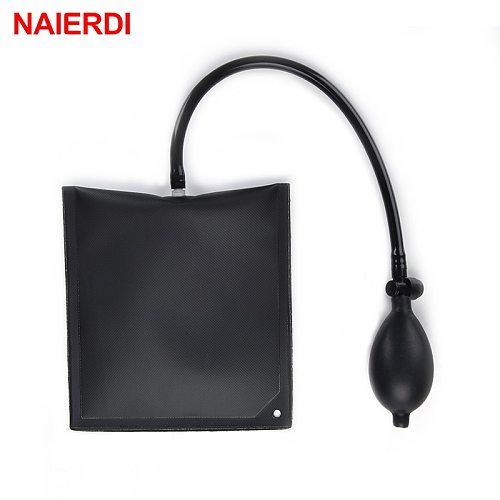 NAIERDI 6.5 inch Pump Wedge Locksmith Hand Tools Pick Set Open Car Door Auto Air Wedge Airbag Window Repair Supplies Hardware