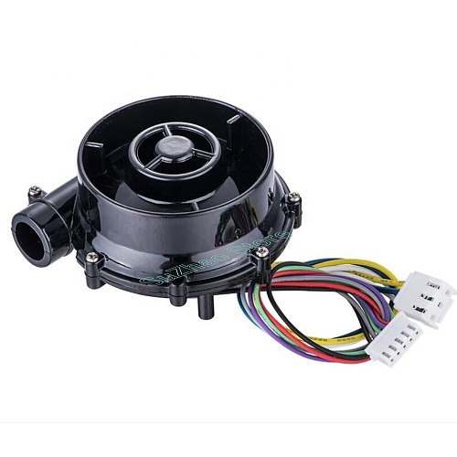 DC 12V DC 24V WS7040 Small high pressure DC brushless centrifugal blower,Car air purifier fan,Negative pressure suction fan