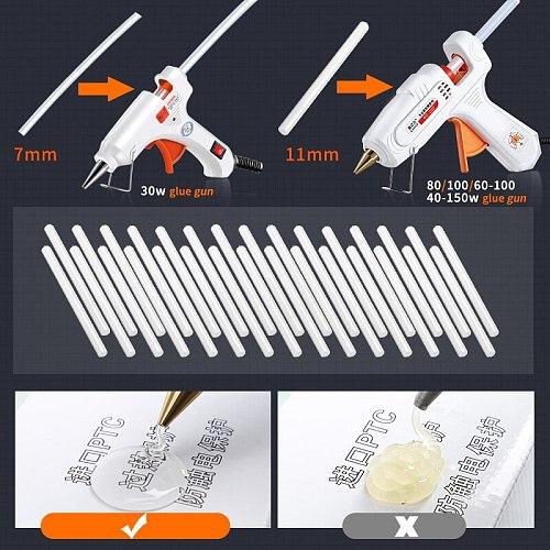 30W/40W/80W/100W Professional High Temp Hot Melt Glue Gun Graft Repair Heat Gun Pneumatic DIY Tools Hot Glue Gun-1