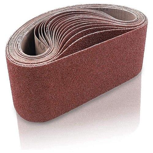 20PCS 3X18 Sanding Belt Sanding Belts Belt Sander Paper (3 Each of 60, 80, 120,150,240,400 Grits, 2 of 40 Grits) for Belt Sander