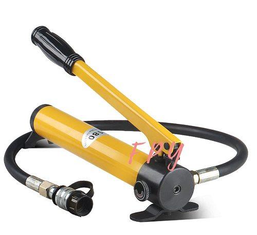 High pressure hydraulic hand pump CP-180 manual hydraulic pressure pump For Connecting Crimping Head
