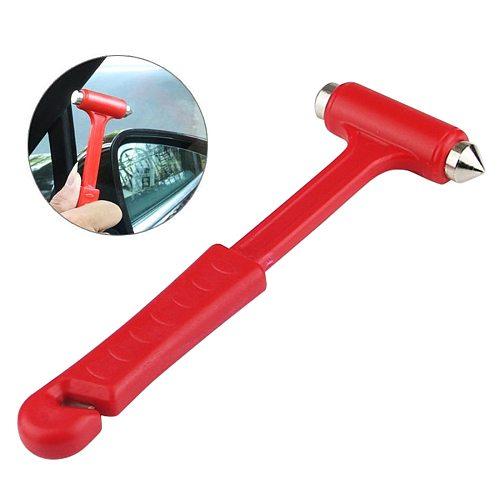 emergency escape tool  car self-help escape hammer fire emergency window breaker knocking glass artifact