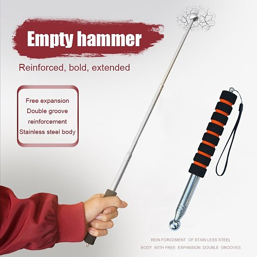 Telescopic Inspection Tool Hollowing Hammer Wall Gently Tapping Tools TN99