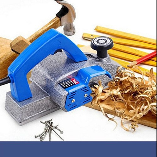 Electric Planer Household Multifunctional and High Power Portable Woodworking Electric Tool Aluminum Shearer Table